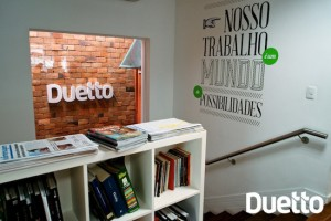 Foto da sede da Duetto - Agência de eventos porto alegre rio grande do sul