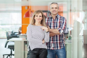 Rosângela e Roberto Rimoli fundadores da Duetto, agência de eventos porto alegre rs